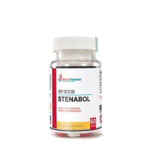 WestPharm: Stenabol (SR-9009) (60 капс)