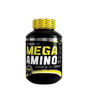 BioTechUSA: Mega Amino (100 таб)