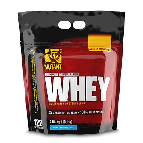 Mutant: Whey (4540 г, 126 порций)