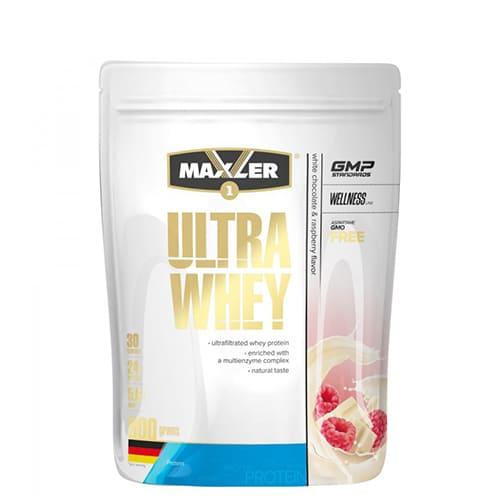 Maxler: Ultra Whey (900 гр)