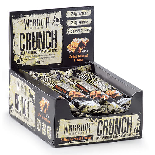 Warrior: Crunch Bars (70 гр)
