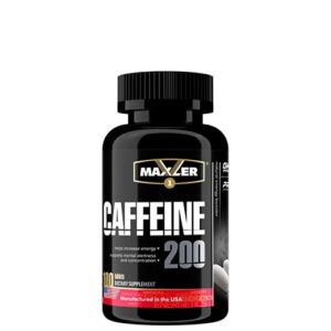 Maxler: Caffeine 200 mg (100 капс)