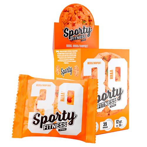 Sporty: Protein печенье (60 гр)
