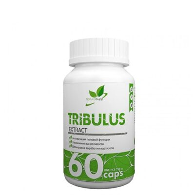 Natural Supp: Tribulus (60 капс)