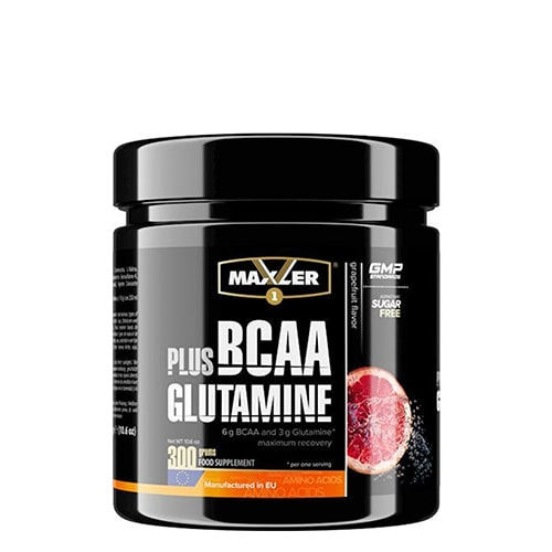 Maxler: BCAA+Glutamine (300 гр)