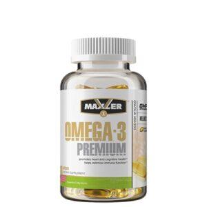 Maxler: Omega-3 Premium (60 капс)