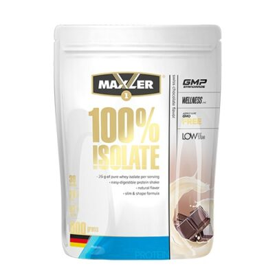 Maxler: 100% Isolate (900 гр)