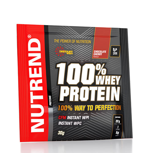Nutrend: 100% Whey Protein (30 гр)