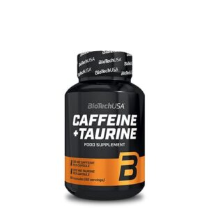 BioTechUSA: Caffeine and Taurine (60 капс)