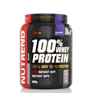Nutrend: 100% Whey Protein (900 гр)