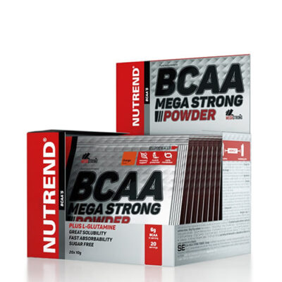 Nutrend: BCAA (10 гр)