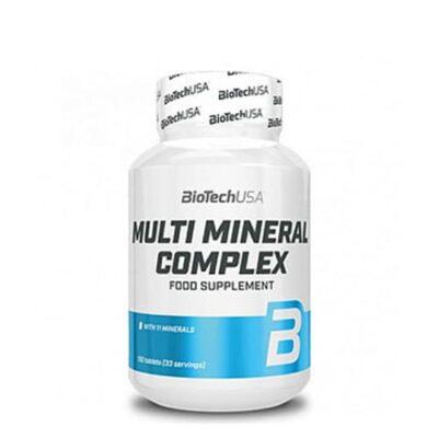 BioTechUSA: Multimineral Complex (100 таб)