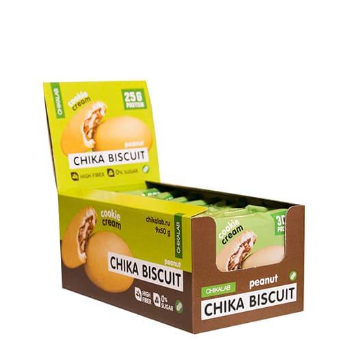 CHIKALAB: Печенье не глазированное (50 гр)