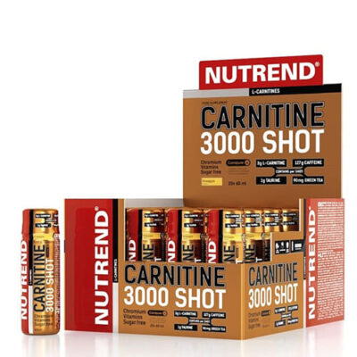 Nutrend: L-Carnitine 3000 (60 мл)