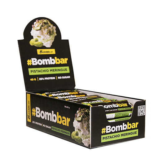 BOMBBAR: Батончики глазированные (40 гр)