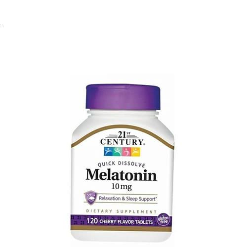21st Century: Melatonin 10 mg (120 таб)