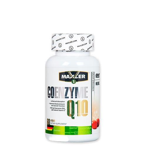 Maxler: Coenzym Q10 (60 капс)