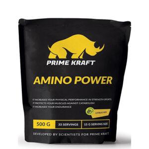 PrimeKraft: Amino Power (500 гр)
