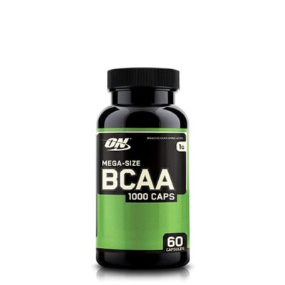 Optimum Nutrition: BCAA 1000 (60 капсул)