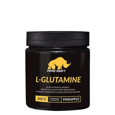 PrimeKraft: L-Glutamine (200 гр)
