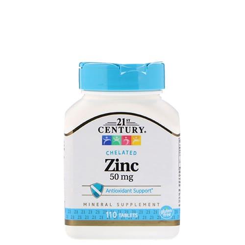 21st Century: Zink 50 mg (110 таб)