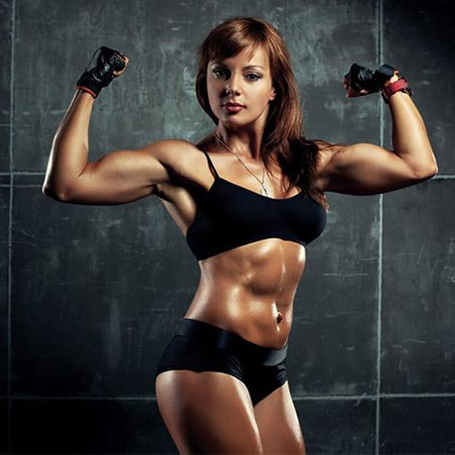 4 «не женских» упражнения