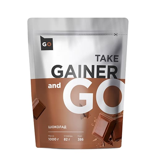 Take and GO: Gainer (1000 гр)