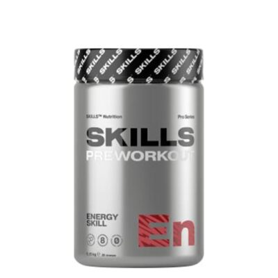 Skills: PreWorkout (150 гр)