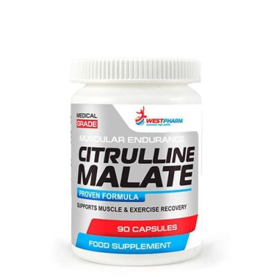 WestPharm: Citruline Malate (90 капс)