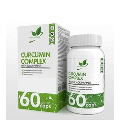 Natural Supp: Curcumin (60 капс)