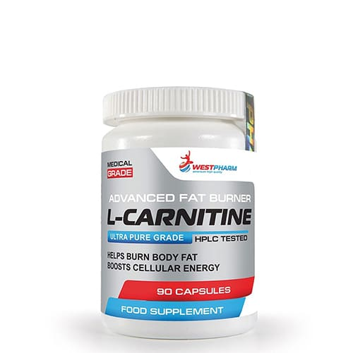 WestPharm: L-carnitine (90 капс)