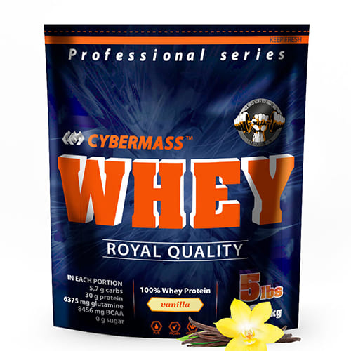 CyberMass: Whey Protein (2270 гр)