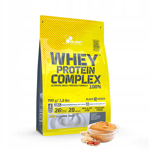 OLIMP: Whey Protein Complex 100% (700 гр)